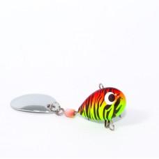 Тейл-спиннер X-tackle Booby XT002-CAT watermelon